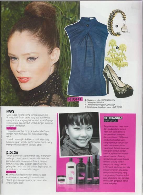 Grazia Magazine - November 2012
