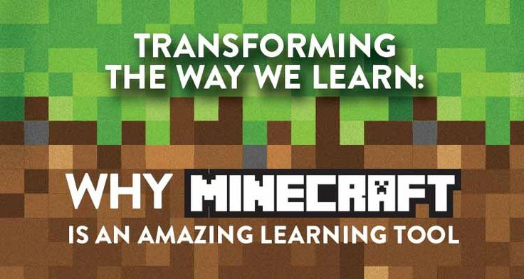 Much like free imaginative play, Minecraft's immersive, engaging, and improvisational environment is what gives it enormous educational potential.