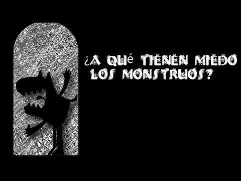 ▶ Cuento Infantil ¿A qué tienen miedo los monstruos? - YouTube