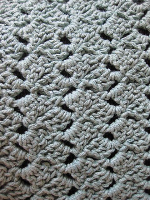 Crochet Stitch Overview : Ravelry: Slanted Shell Variation 2 - Baby afghan pattern by Teresa ...