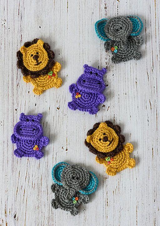 Happy Crochet Book pre-sale - Allcrochetpatterns.net