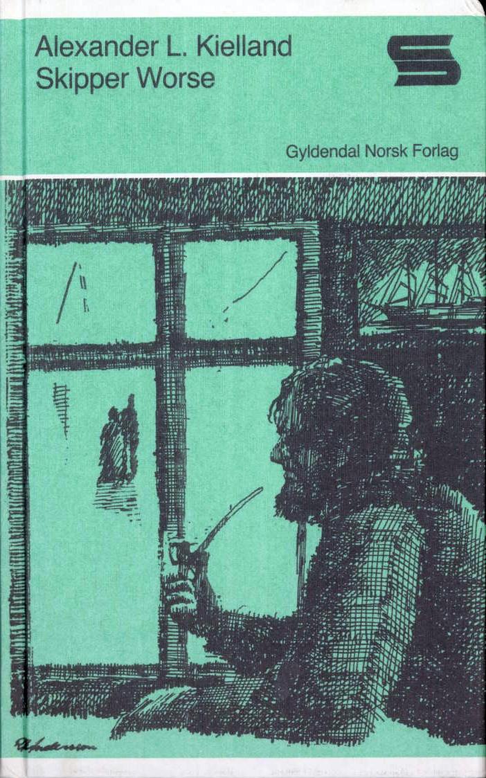 Skipper Worse ble skrevet i København og kom ut i 1882. Romanen knytter seg til Garman & Worse (1880), idet den forteller historien til handelshuset Garman & Worse omkring 1840. Skipper Jacob Worse har gjort gode penger på sildefisket, og han kommer konsul Garman økonomisk til unnsetning ved å gå i kompaniskap med ham. Likevel opprettholdes den sosiale avstanden mellom de to, og den livsglade Worse søker mot sine egne. Etter hvert vikles han inn i en livsfiendtlig og knugende religiøs…