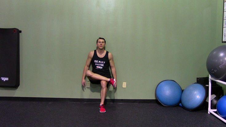 Drop It Like a Squat Workout at the Gym - HASfit Squat Exercises Workouts - Squats Exercise Routine