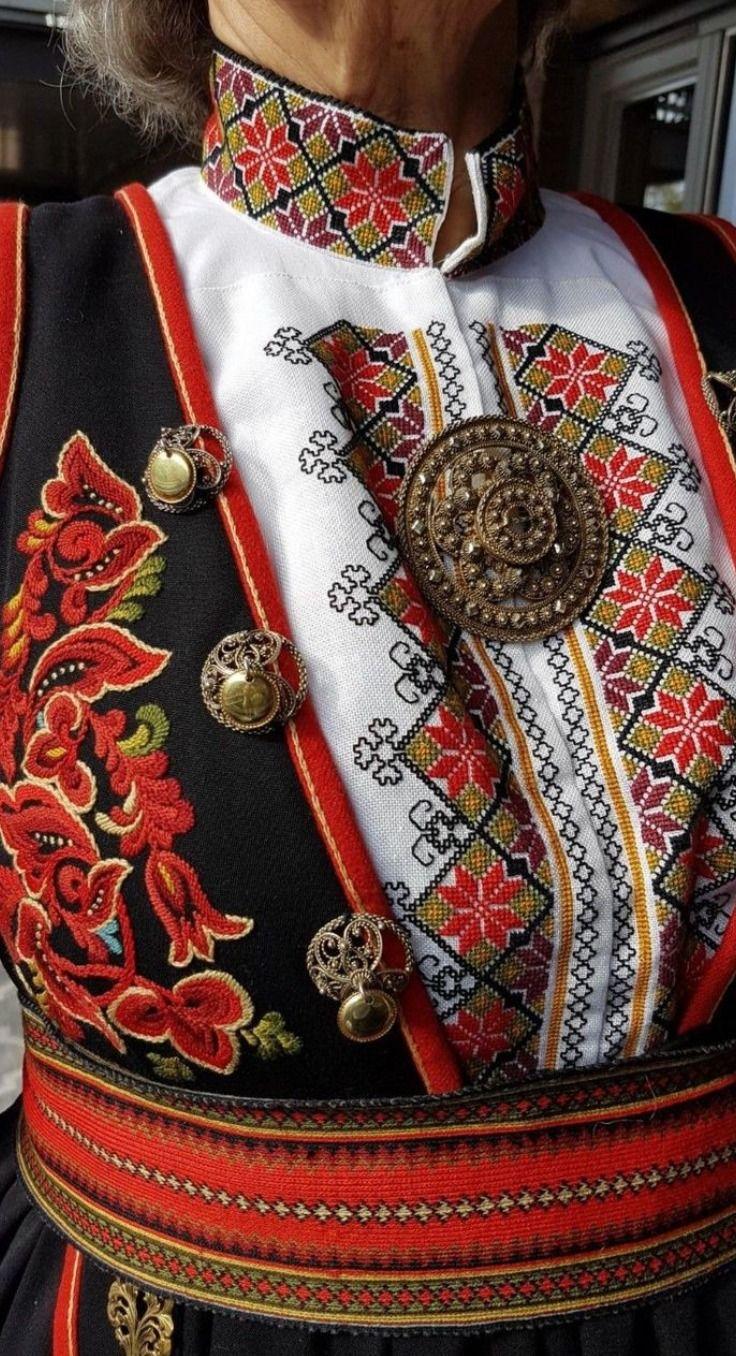 Learn Colors Islam Quranmualim Norwegian Clothing Scandinavian Costume Traditional Fashion