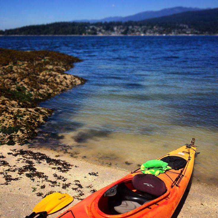 Admirality Point Rocky Point Kayak - Port Moody - British Columbia - Pacific Northwest