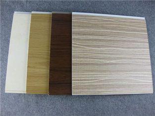China UPVC Plastic Ceiling Panels Home Design PVC Drop Tiles For Kitchen supplier