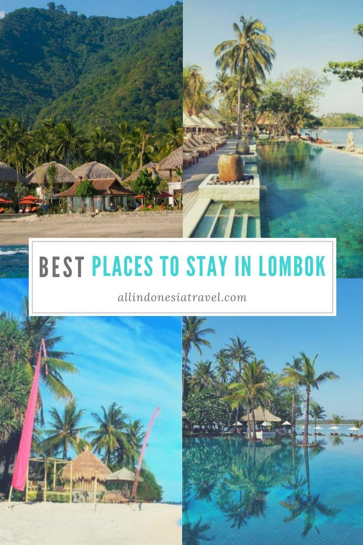 Best places to stay in Lombok plus recommended accommodations