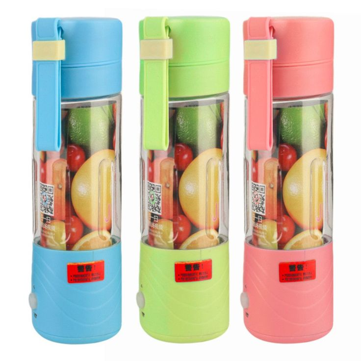 Portable USB Electric Juicer Blender + Bottle #juicing #detox #blender #fitmom #fitchick #gymrat  Enjoy fresh fruit juice on the go! This 380ml Portable and Rechargeable USB Electric Juicer Bottle doubles as a juicer and bottle. You can now make a smoothie wherever you go, a perfect gift for friends and family!
