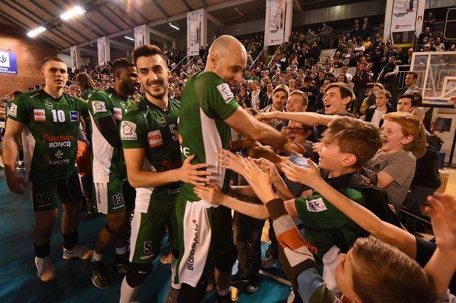 Tourcoing regressa à Ligue A pela mão de Miguel Tavares Rodrigues