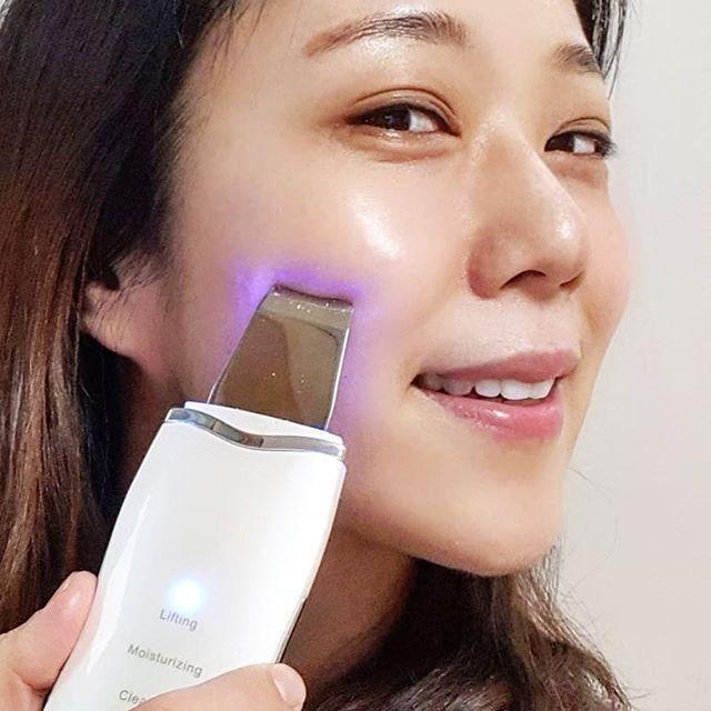 Inspire Uplift Dermabrasion Skin Scrubber Derma Sk…