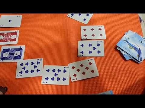 1 minute kitty party fun games in hindi/ play card game / 1 min kitty games / minute to win it games - YouTube