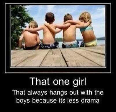 True dat! They don't wanna talk about feelings & cry, they just wanna do shots & have fun!
