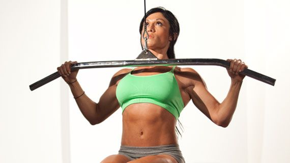 beginner's weight machine workout (women)