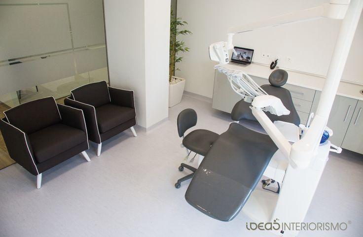 Centro Odontológico Valenciano | Decoración de interiores en Valencia. Fotografías: Edie Andreu