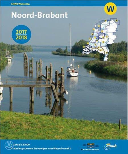 ANWB Wateratlas W Noord Brabant