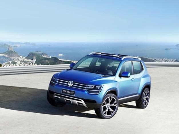 Volkswagen Taigun SUV