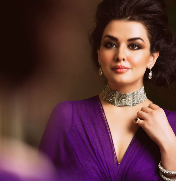 Pakistan's Makeup Artist & Owner of Natasha's Salon , Natasha Khalid