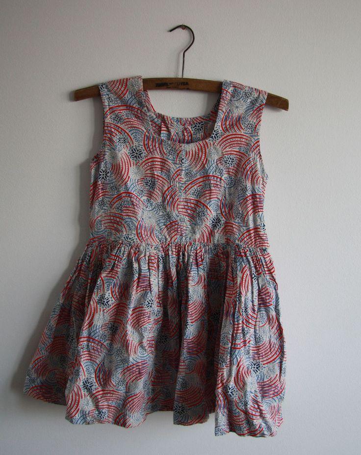 #vintageclothing  #dressforlittlelady http://www.salonmody.cz/en/home/55-dress-for-little-lady.html
