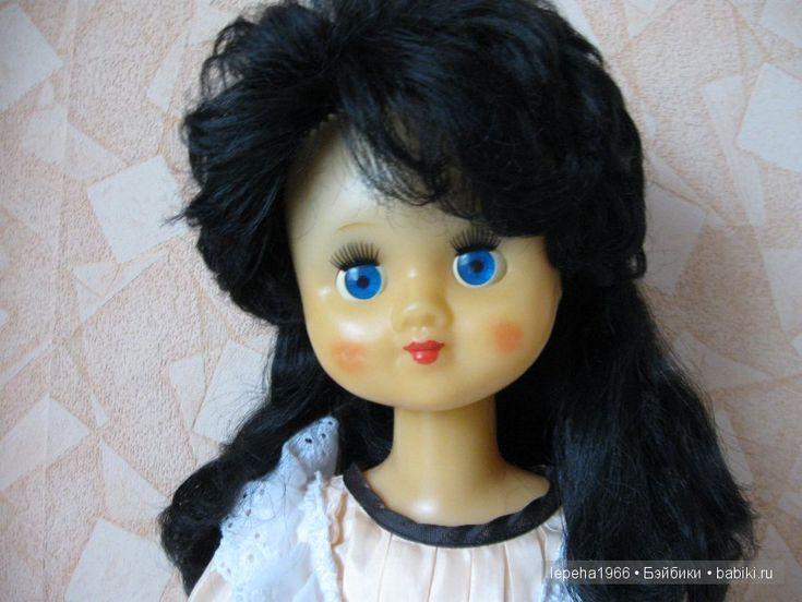 Лариса из Вятки / Куклы детства / Шопик. Продать купить куклу / Бэйбики. Куклы…