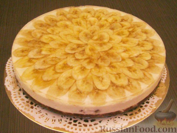 Рецепты творожных простых тортов