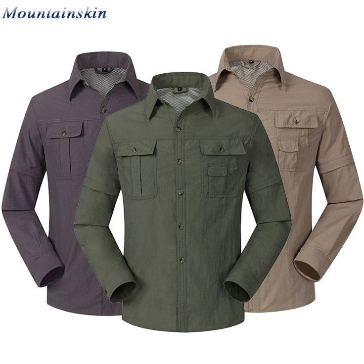 $17.09 (Buy here: https://alitems.com/g/1e8d114494ebda23ff8b16525dc3e8/?i=5&ulp=https%3A%2F%2Fwww.aliexpress.com%2Fitem%2F2016-New-Quick-Drying-Outdoor-Men-Shirts-Breathable-Removable-Clothes-Camisa-Pesca-Sports-Fishing-Trekking-Hiking%2F32651518901.html ) 2016 New Quick Drying Outdoor Men Shirts Breathable Removable Clothes Camisa Pesca Sports Fishing Trekking Hiking Clothing RM047 for just $17.09