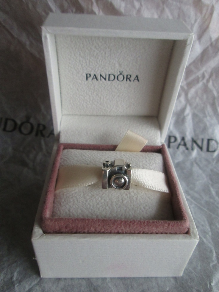 Authentic Pandora Charm For Bracelet CAMERA  by LetMeSpoilYou2, $29.99