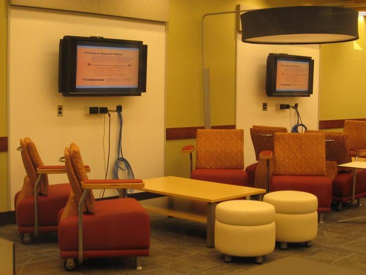 Some say the LINC looks like the Flintstones living room.
