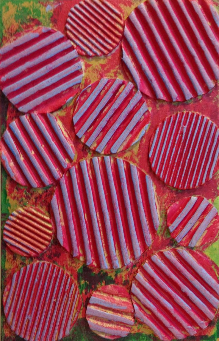 New tools - Cool idea for Gelli Printing