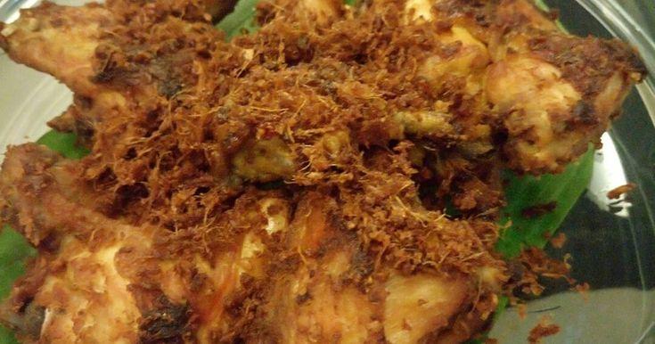 Resep Ayam Goreng Lengkuas Kremes favorit.