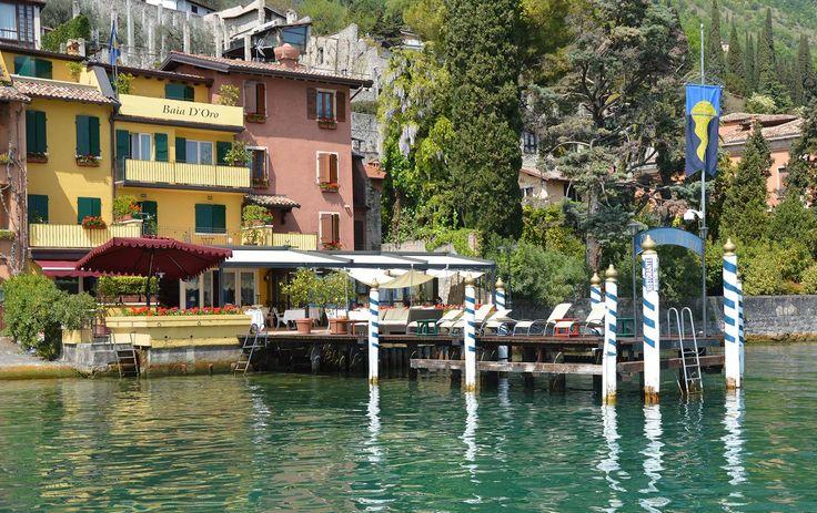Hotel Baia D'oro  Gargnano, Lago di Garda