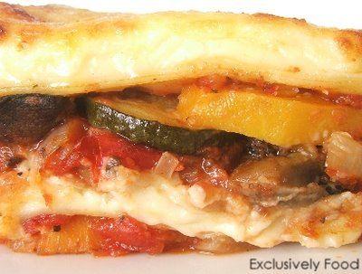 Vege lasagna