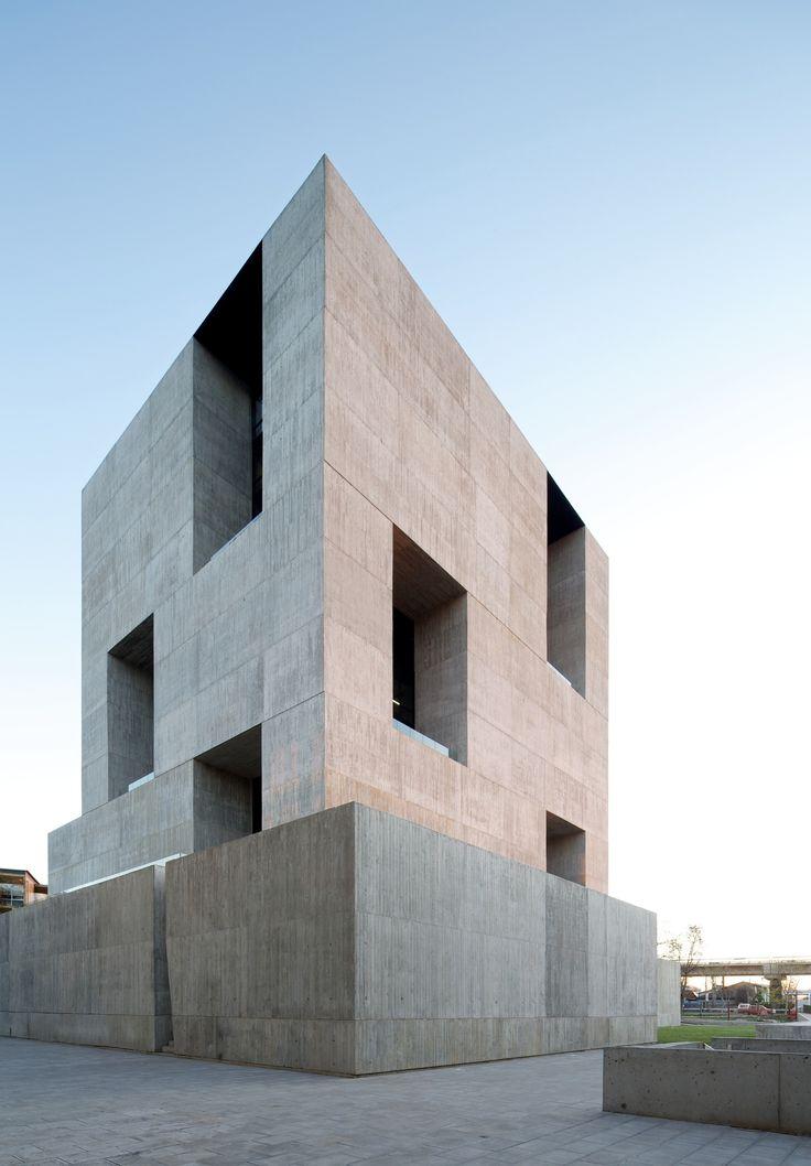 Galería - Centro de Innovación UC - Anacleto Angelini / Alejandro Aravena | ELEMENTAL - 121