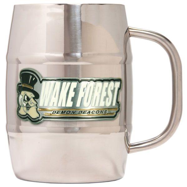 Wake Forest Demon Deacons 32oz. Macho Barrel Mug - $34.99