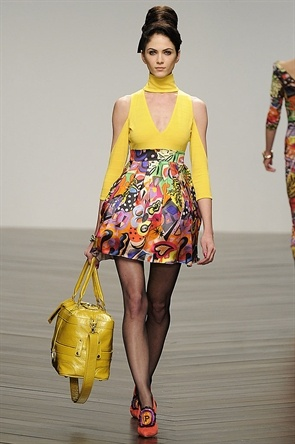 PPQ | THE BEST LOOKS FROM LONDON FASHION WEEK: FALL 2013