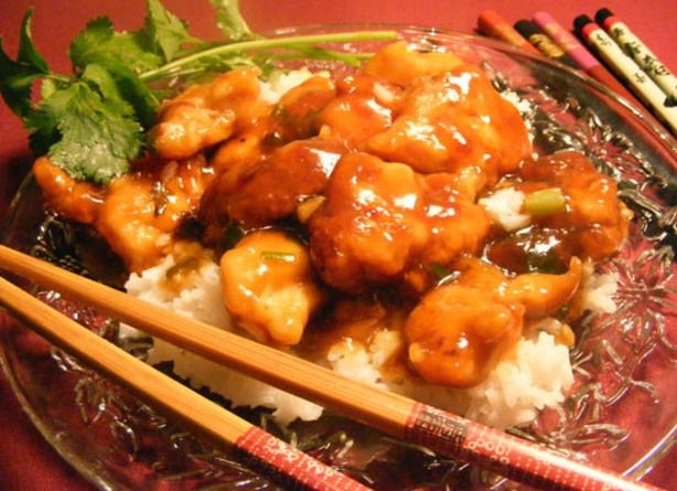 General Tso s Chicken from Food.com