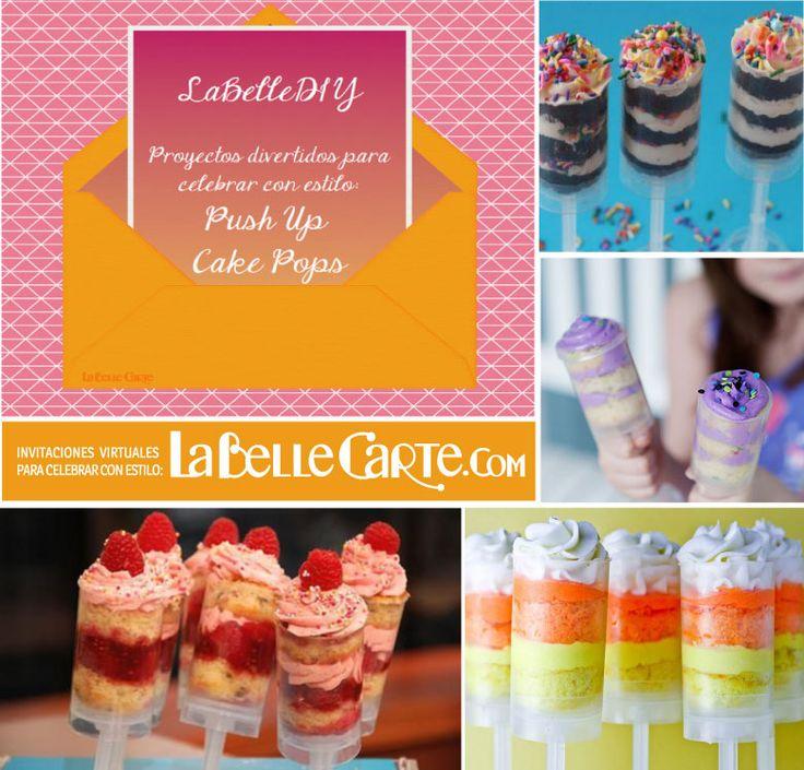 die besten 25 push up cake pops ideen auf pinterest push up pop sweet 16 cupcakes und s e. Black Bedroom Furniture Sets. Home Design Ideas