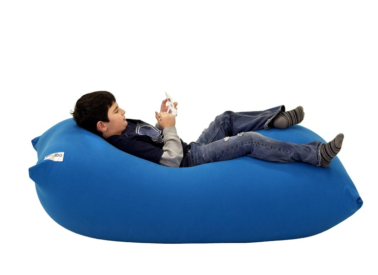 Yogi Midi Bean Bag   Apartment Lust Totally Comfortable For Long Work  Sessions