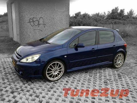 For Sale: Tuned Peugeot 307
