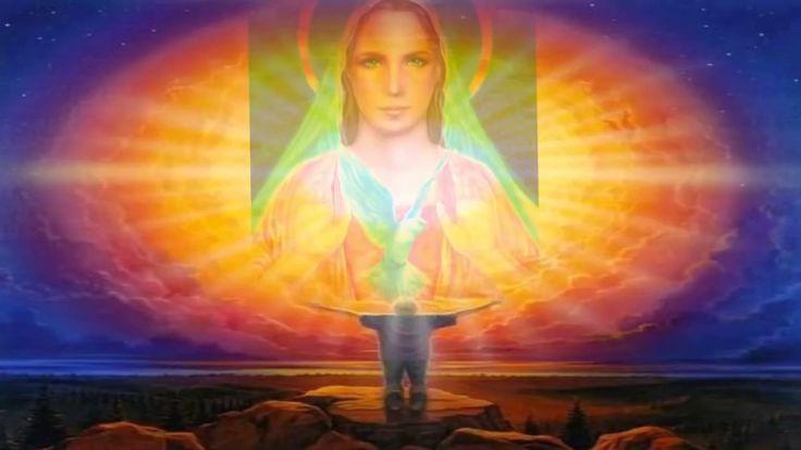 CANALIZAÇÃO - Mãe Maria - Como manterem-se protegidos de tudo que não de...