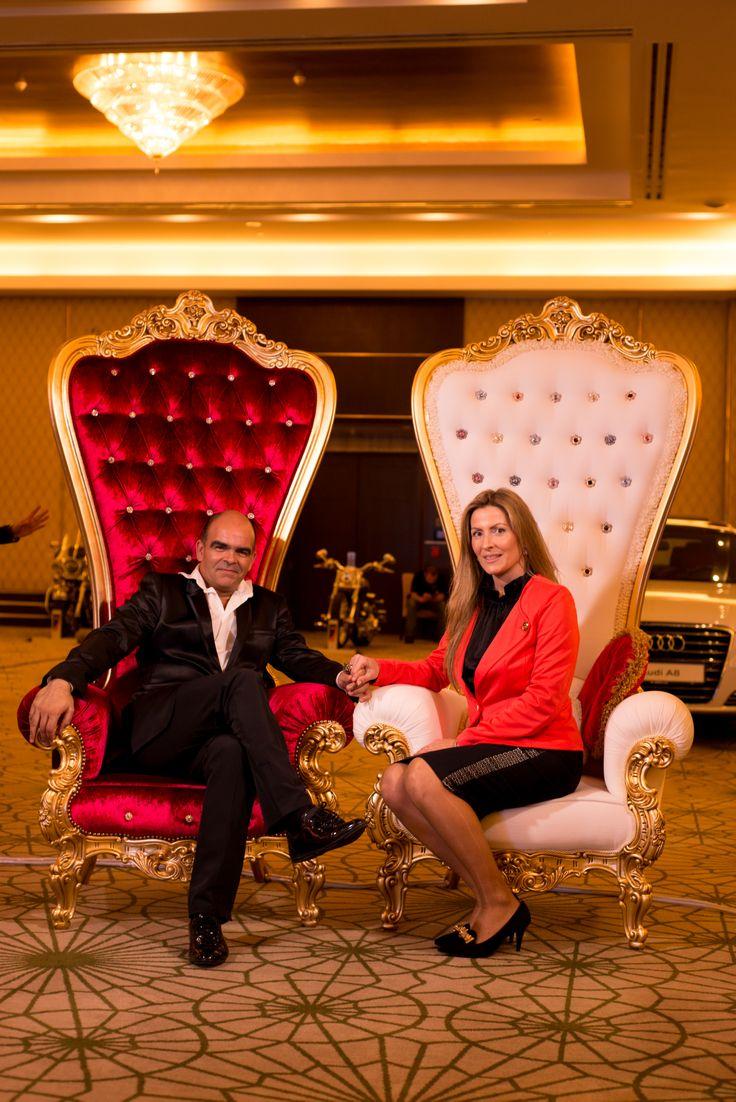 Paul & Kristina of Devine Design