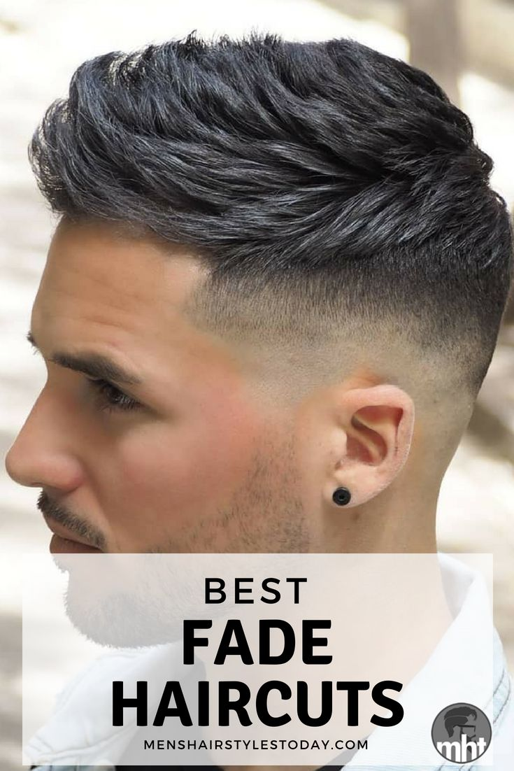 612 Best Fade Haircuts Images On Pinterest Hair Cut