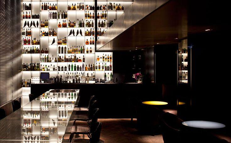 Nice!!! EDGERTON PINK GIN @ Tunes Bar -  Conservatorium Hotel, Amsterdam Oud-Zuid