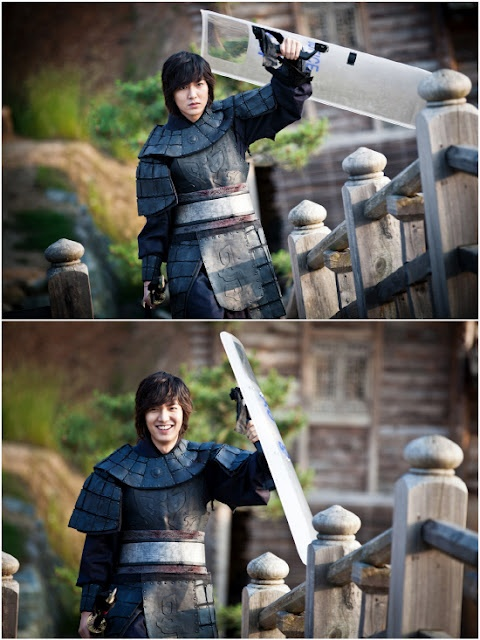 "Lee Min Ho ""Faith"""