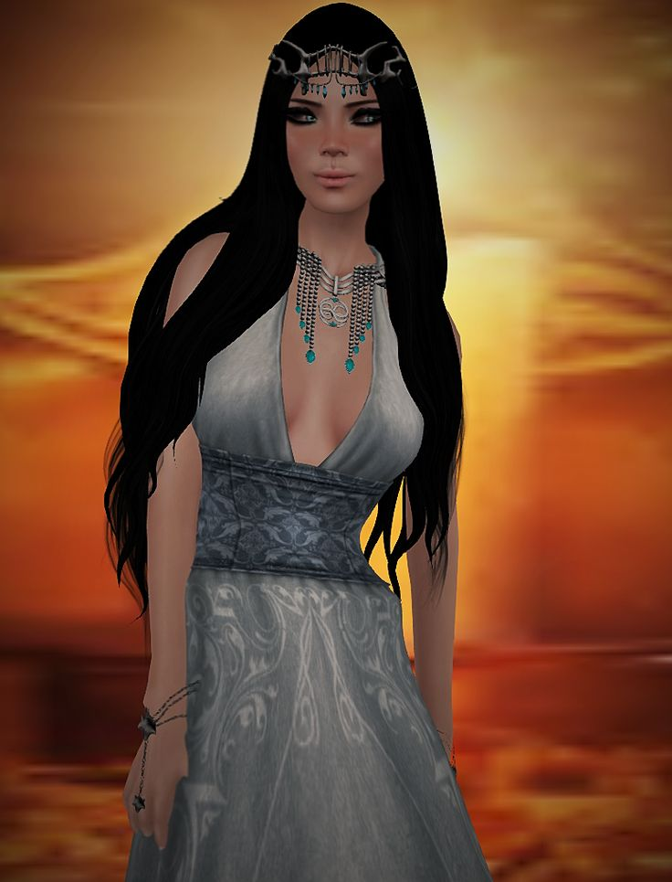 """.:SF:.""""Alysaara"""" corset dress Senzafine"""