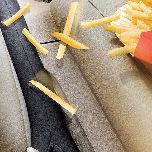 Look Familiar?  Diamond Express Car Wash  Saving you from petrified French Fries  . . . #DELCO #diamondexpresscarwash #springfieldpa #philly #PHILADELPHIAEAGLES #carwash