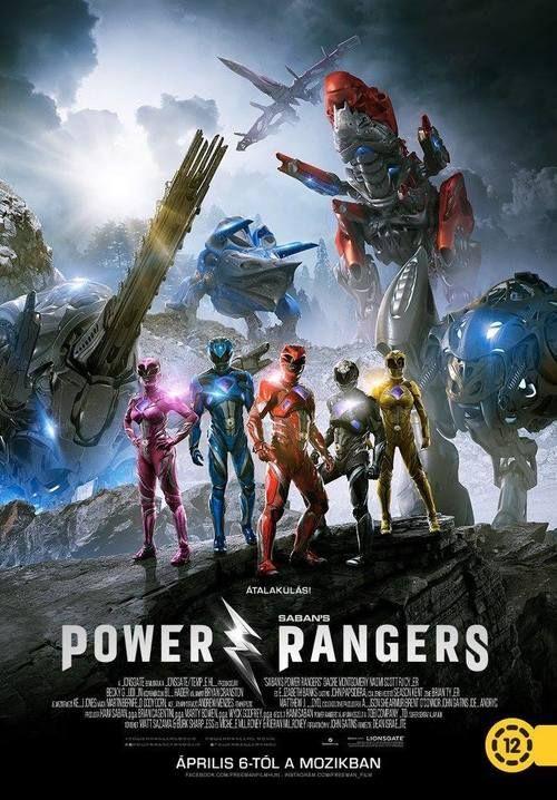 Watch Power Rangers (2017) Full Movie HD Free Download