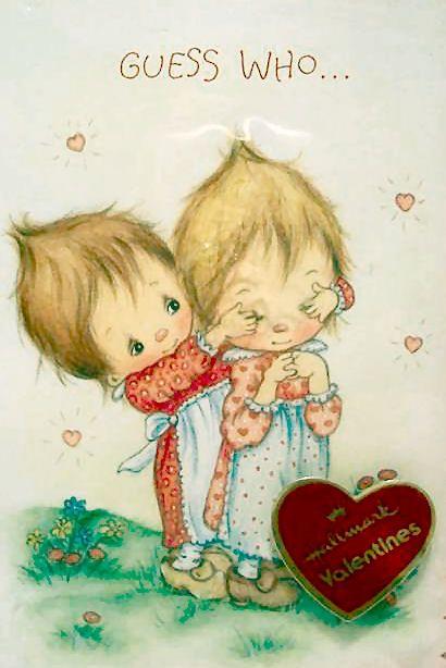 Valentine Bestey Clark: Betsy Clarke, Heart, Illustration, Clarks, Card, Clark Art, Valentine, Betsey Clark, Design