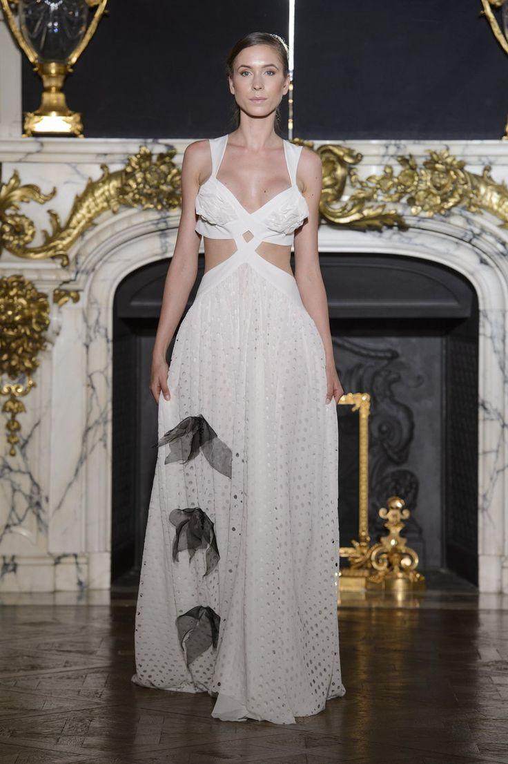 Biała suknia od #EvaMinge