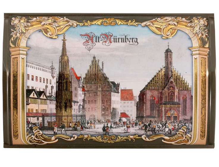 Lebkuchen Schmidt | Alt-Nürnberg-Truhe | Original Nürnberger Lebkuchen online kaufen