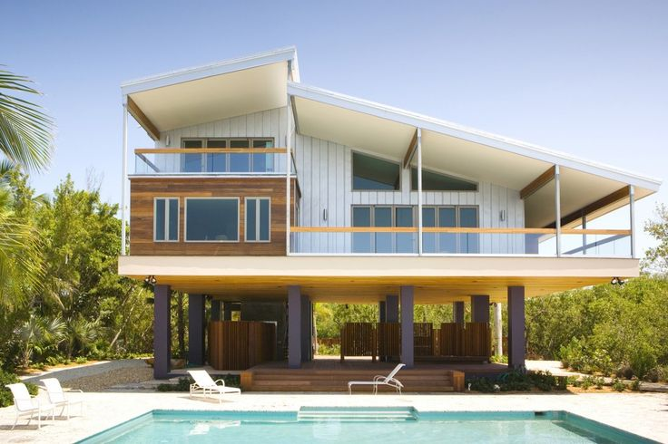 #dreamhouseoftheday Tropical paradise in the Florida Keys: Labs, Beach House, Design Lab, Tavernier Drive, Architecture, Drive Residence